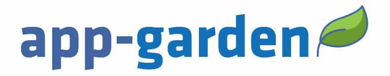 new app-garden logo